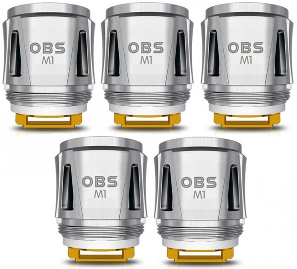 OBS Cube Coils