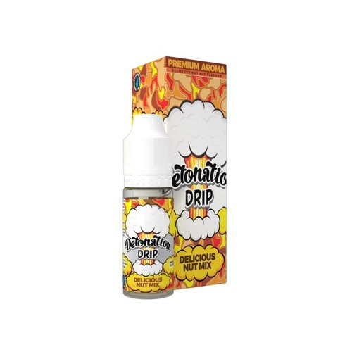 Detonation Drip - Aroma Delicious Nuts Mix 10ml