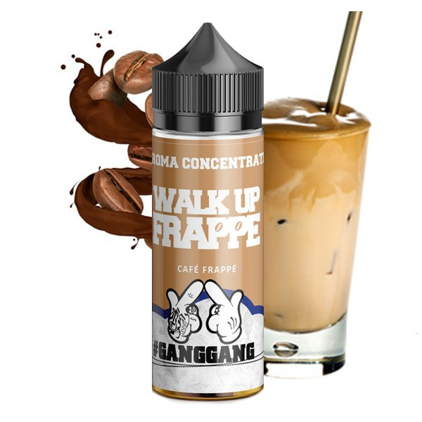 GangGang - Aroma Walk Up Frappe 20ml