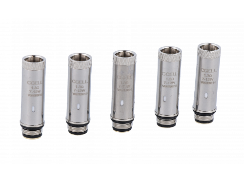 Vaporesso OC Ccell 1,3 Ohm Heads (5 Stück pro Packung)