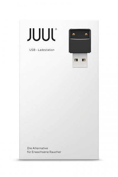 Juul USB Charger Ladestecker Dock