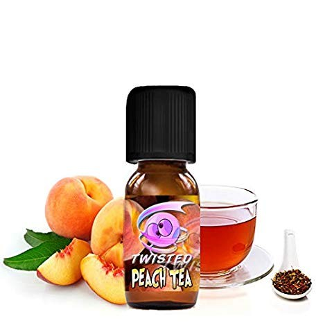 Twisted Aroma Peach Tea