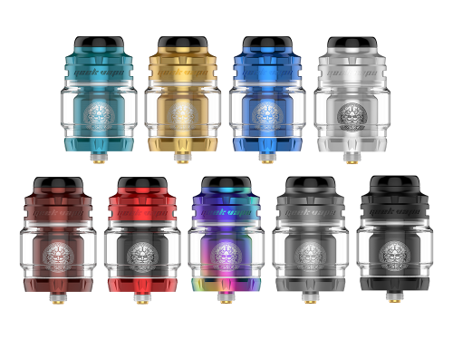 GeekVape Z X 2 RTA Clearomizer Set