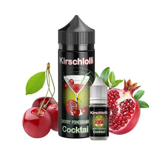 Kirschlolli - Aroma Cherry Pomegranate Cocktail 10ml