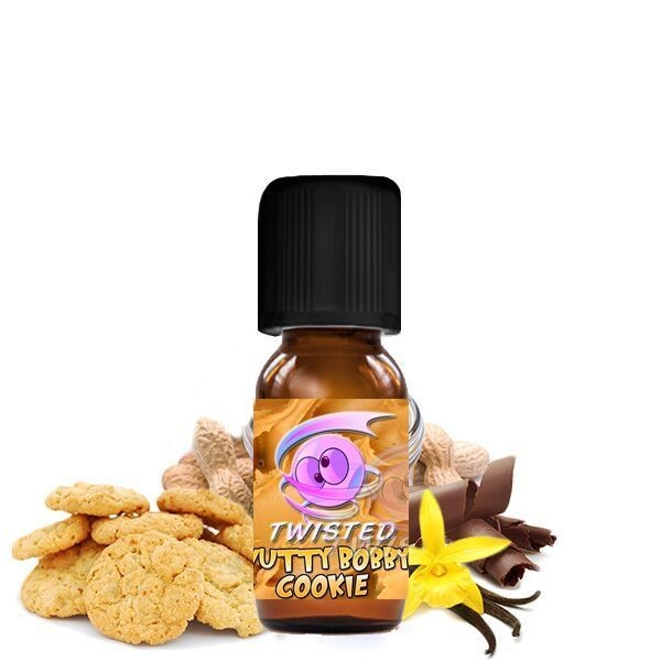 Twisted Aroma Nutty Bobby Cookie 10ml