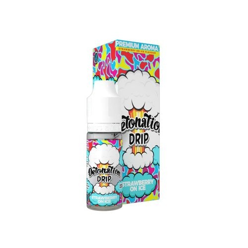 Detonation Drip - Aroma Strawberry on Ice 10ml
